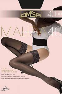 Чулки Malizia 40