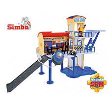 Спасательная станция Пожарный Сэм Simba 9257663
