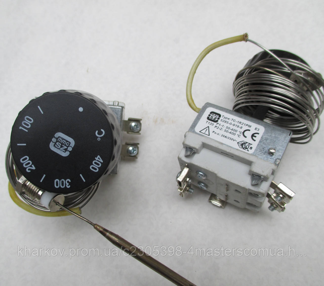 Термостат до 300 *С двухполюсный (аналог т32м)