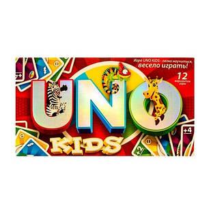Настільна карткова гра UNO Уно 12 варіантів, дитяча