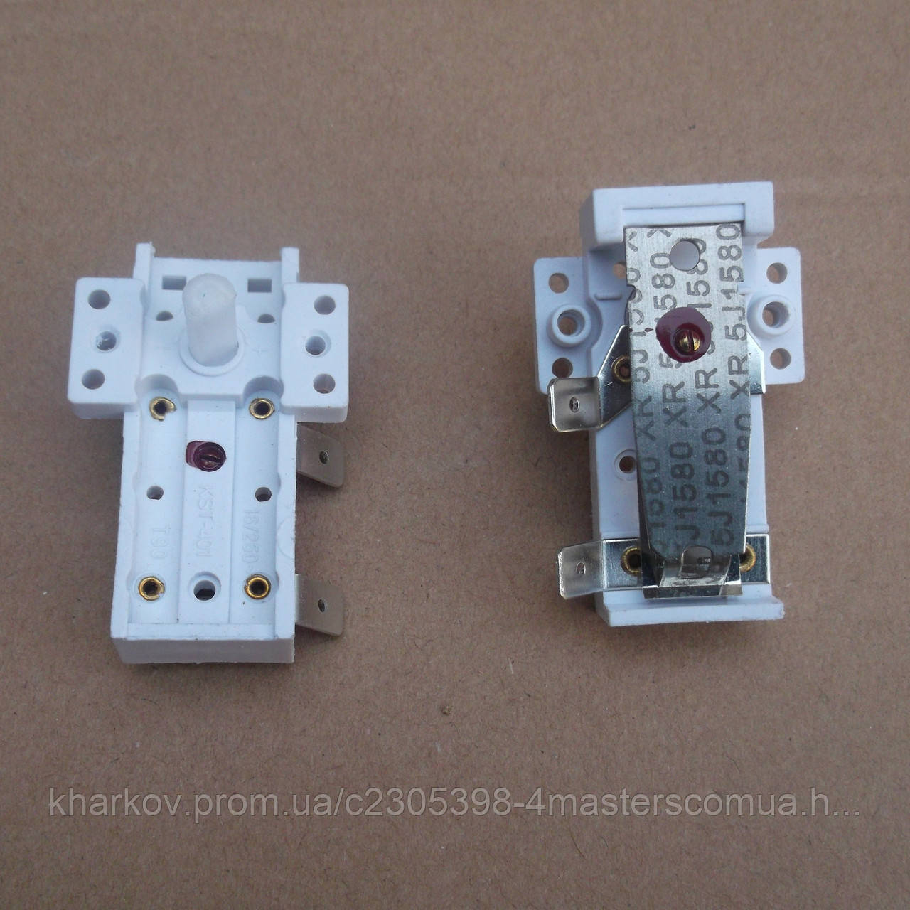 Терморегулятор для масляного радиатора 16 А до 90 *С (40, 70, 80*С)