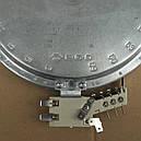 Конфорка ТЭН для варочной панели 1700 Вт (средняя), фото 2