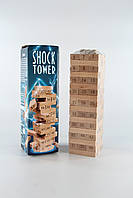 """Розважальна гра 30858 (укр) """"Shock Tower"""", в коробці"""