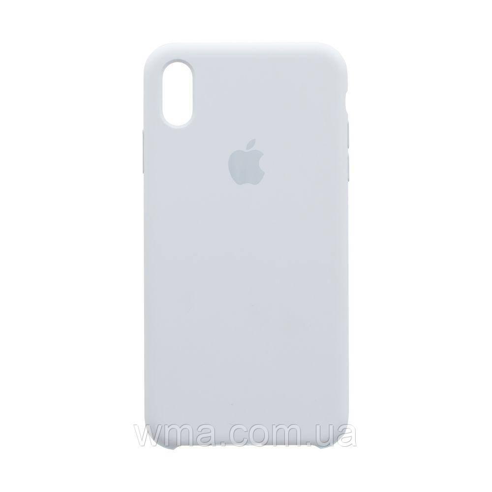 Чехол Original Iphone Xs Max Цвет White