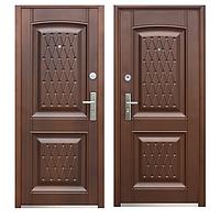 Двери металлические уличные Kaiser K777-2 860 левые