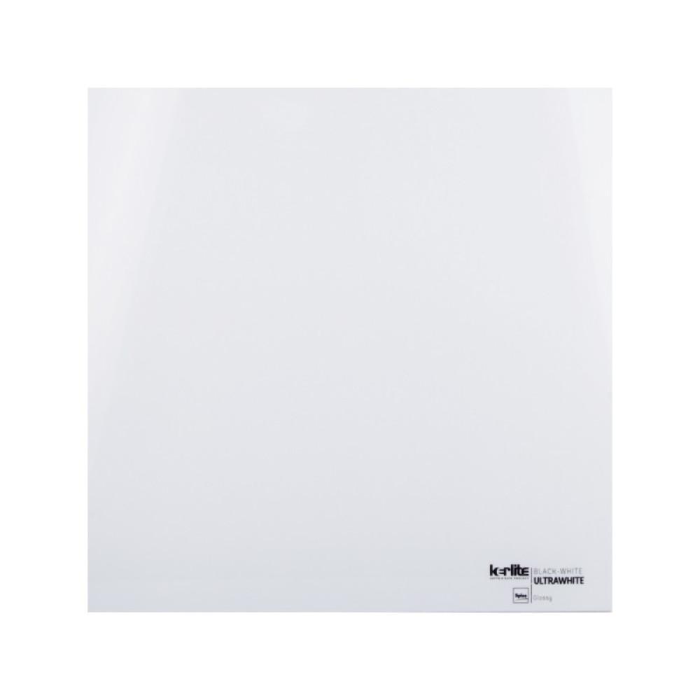 Керамогранитная плитка Kerlite White EK7KB60 5 Plus ULTRAWHITE GLOSSY 5 мм