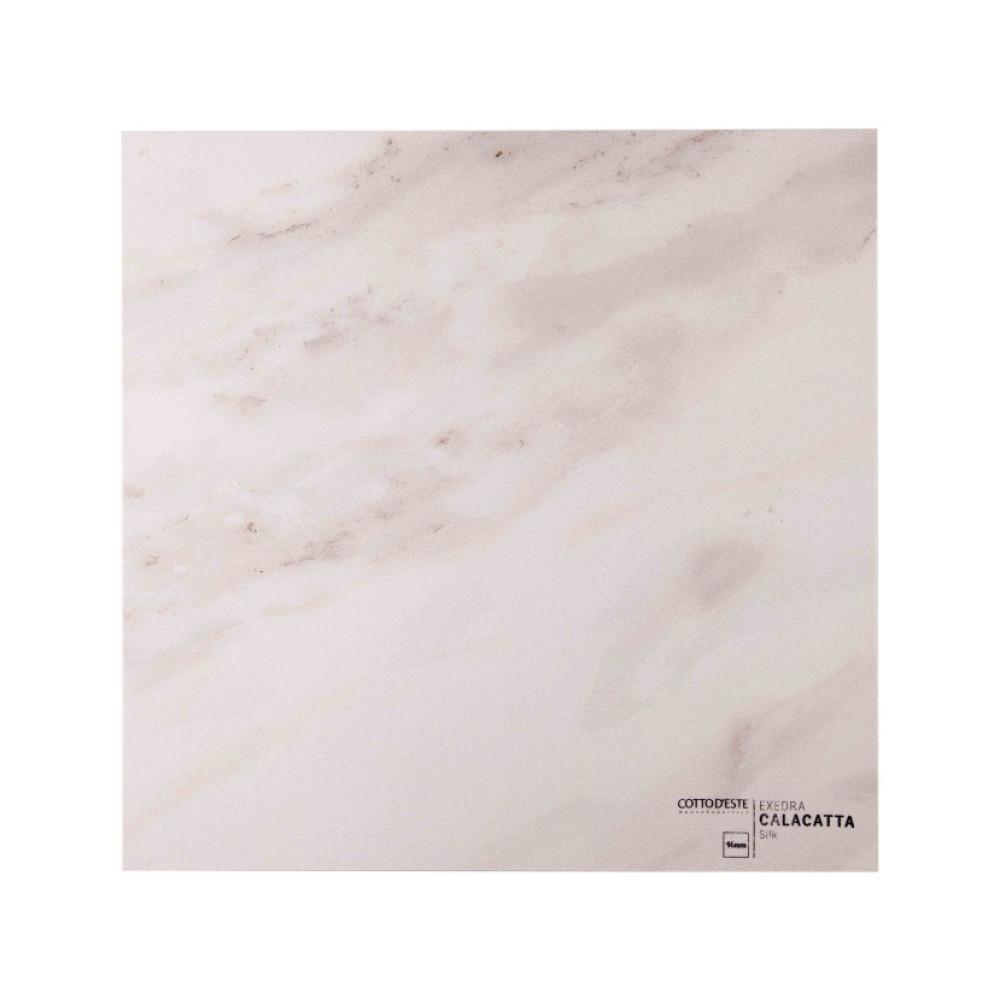 Керамогранитная плитка Kerlite Exedra EK7KXK05-06 5 Plus SILK CALACATTA 5 мм