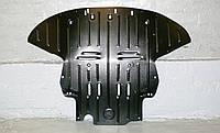 Защита картера двигателя и акпп Audi A4 (B7) 2004-2008, фото 1