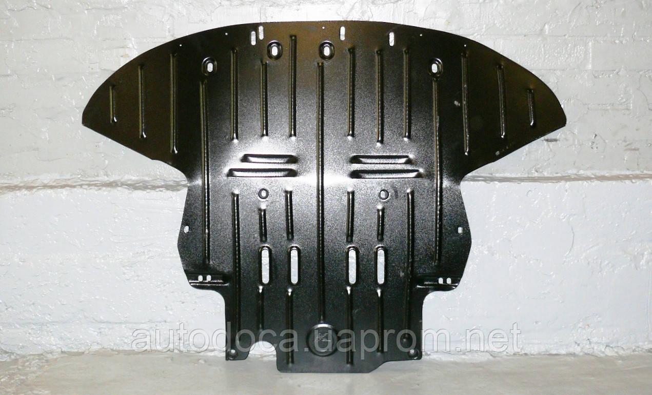 Защита картера двигателя и акпп Audi A4 (B7) 2004-2008