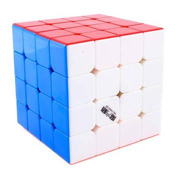 QiYi WuQue mini 4x4 stickerless Кубик 4х4 без наклейок