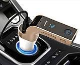 FM Модулятор Car Bluetooth G7, фото 4