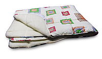 Leleka-Textile Одеяло Хутро двуспальное евро 200х220