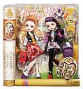 Набір ляльок Ever After High Рейвен і Еппл (Apple and Raven) з серії School Spirit Школа Довго і Щасливо, фото 10