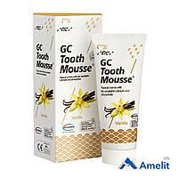 Крем-паста Tooth Mousse Vanilla, туба (GC), 35 мл