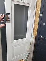 Міжкімнатні двері НОВИЙ СТИЛЬ зі склом Імідж