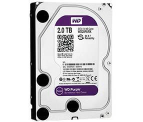 Жорсткий диск 2Тб Western Digital WD20PURX