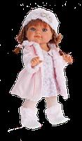 Кукла Antonio Juan FARITA INVIERNO, 2249. 38см. Бесплатная доставка