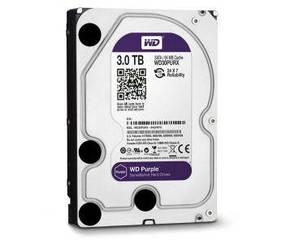 Жорсткий диск 3Тб Western Digital WD30PURX