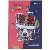 Словник для запису іноземних слів Kite Corgi K21-407-