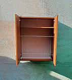 Сушка для посуды 60х72х30см в шкафу с полочкой, фото 5