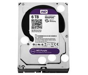 Жорстку диск 6Тб Western Digital WD60PURX