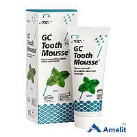 Крем-паста Tooth Mousse Mint, туба (GC), 35 мл