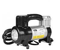 Автомобільний компресор з ліхтарем Elegant Force Plus 100 010 (12v/35л/150Вт), фото 1