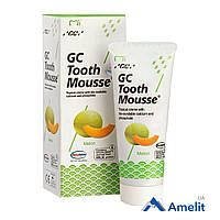 Крем-паста Tooth Mousse Melon, туба (GC), 35 мл