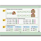 Тест картки Математика 2 клас Авт: Тарнавська С. Заїка А. Вид: Підручники і Посібники, фото 3