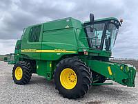 Зернозбиральний комбайн JOHN DEERE 9640 WTS 2004 року