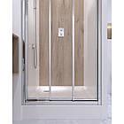 Душевая дверь в нишу Qtap Unifold CRM208.C4, фото 5