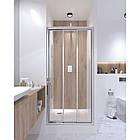 Душевая дверь в нишу Qtap Unifold CRM208.C4, фото 7