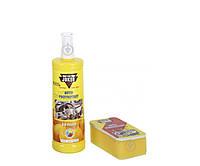 """Авто поліроль для салону автомобіля (пластика, торпеди) """"Joker"""" Лимон 250ml"""