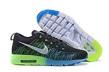 Кроссовки Nike Flyknit Max Running  мужские