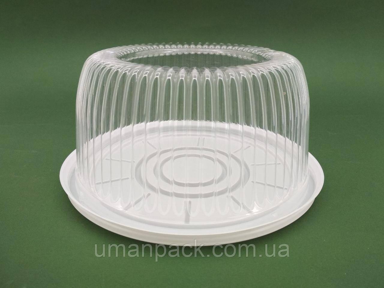 Блистирная упаковка  ПС-22 (V2100мл) Ф205*95 (50 шт))
