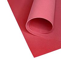 Фоамиран 2мм зефирный 50х50 см красный, фото 1