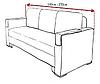 Покривало-накидка на диван / Накидка для дивана, фото 4