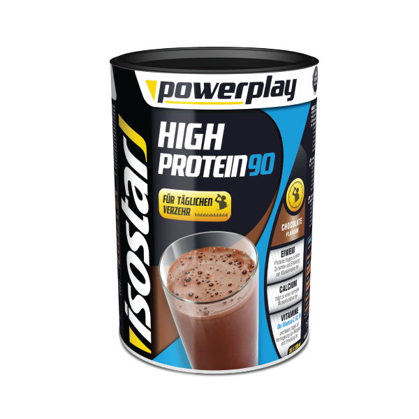 Порошок Isostar High Protein 90 шоколад