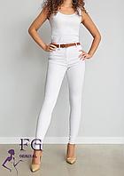 """Стильные женские брюки узкие """"Lavan""""  Батал р. 48, 50 (есть р. 42, 44, 46 дешевле на 25 грн. )"""