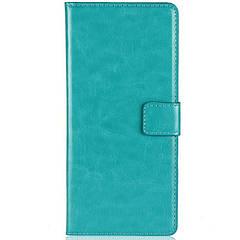Чохол (книжка) Wallet Glossy з візитницею для Xiaomi Redmi 8 \ 8a Блакитний