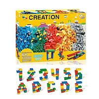 "Конструктор для творчества ""Креатив"" на 1100 дет, аналог Лего Classic"
