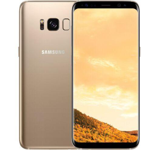Смартфон Samsung Galaxy S8 G950FD 4\64Gb Maple Gold