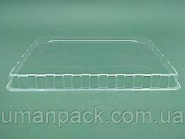 Кришка пластикова ПС-61для упаковці ПС-610ДБ/ПС-610ДЧ (50 шт))