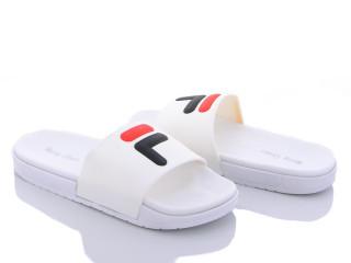 Шлепки женские MaiNeLin-CT8 white