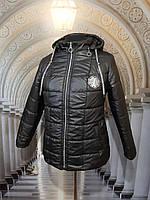 Куртка женская чёрная 52,54,56 р