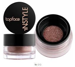 Тіні розсипчасті Topface Instyle Loose Eyeshadow 10
