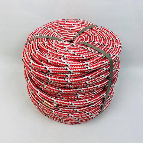 Плетеный морской фал с сердечником 12 мм 100 м, фото 2