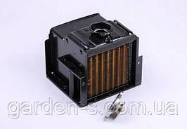 Радиатор охлаждения на мотоблок R195NDL 1-GZ (латунь)