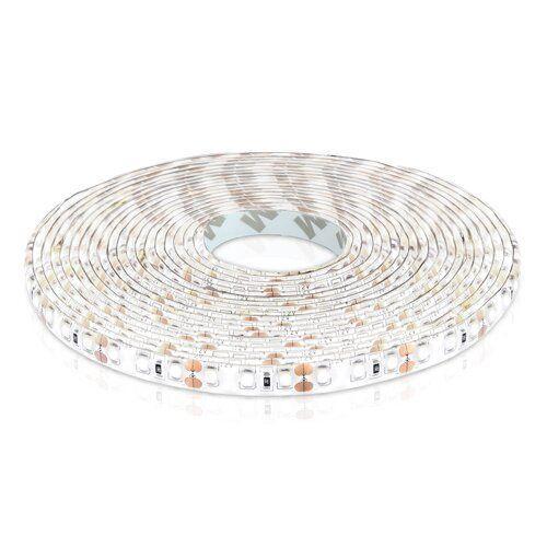 Светодиодная лента OEM ST-12-2835-120-CW-65 белая, герметичная, 1м