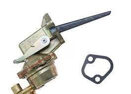 Насос топливный(бензонасос)двигатель ЗМЗ-511; ГАЗ-53 ,3307, ПАЗ (пр-во Пекар)     902-1106010-01
